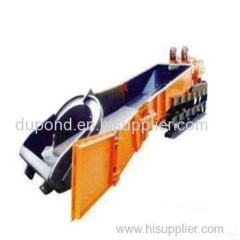 Bridge type bucket rock loader/coal mine loader