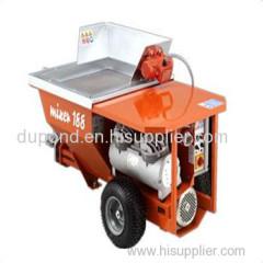 Mortar spraying pump for sale