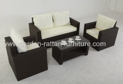 Wicker Patio garden Furniture sofa Sets