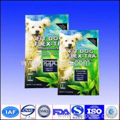 aluminum foil pouch for pet food
