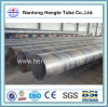 ASTM A106 spiral welded steel pipe