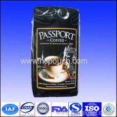 plastic coffee tea powder bag