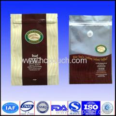 zip lock coffee bags