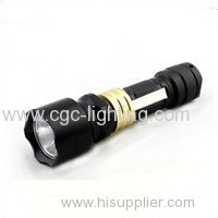 CGC-340 good quality cheap mini rechargeable led flashlight