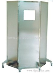 mobile x-ray shielding screens