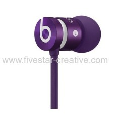Beats Earbuds urBeats In-Ear Earbuds Earphones Monochromatic Purple
