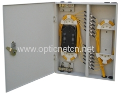 Indoor Fiber Optic Distribution Box ( 48 fibers)