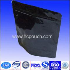 Black Aluminum Foil Bag