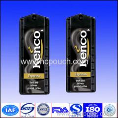 coffee kraft paper package