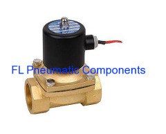 Large Port Brass Valve