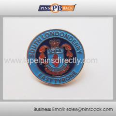 Custom Shape soft enamel pins