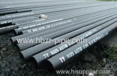 astm a106/astm a53 Gr.B Carbon Steel Seamless Pipe