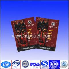 high quality coffee bags with valve