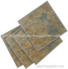 embossed plastic luxury vinyl tile