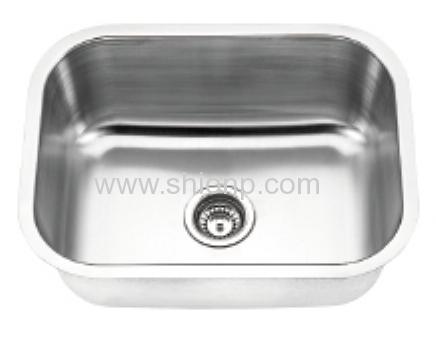 Single ss sink bowl