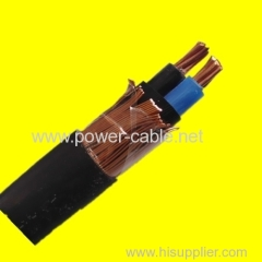 PVC cable concentric cable