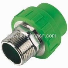 ppr pipe male coupling