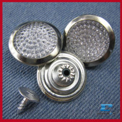 metal buttons for jeans