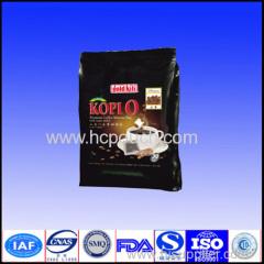 side seal coffee package
