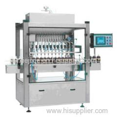 Antifreeze Filling Machine/ Automatic Bottled Liquid Filler