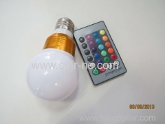 E27 led bulb 5w White/Warm White Energy Saving