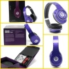 Purple beats studio headphone by dr dre with new version