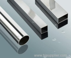 Stainless steel welded pipes for decoration