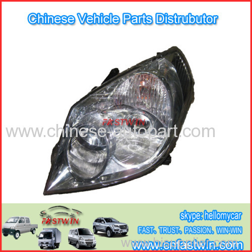 Chinese head lamp car parts