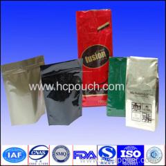 stand up coffee tea bags
