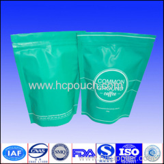 zip lock stand up poly pouch
