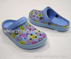 Heat Transfer Film For Croc Shoes