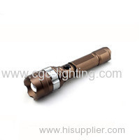 CGC-376 Creative design high quality Rechargeable CREE LED Flashlight