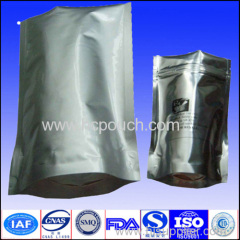 aluminum foil packaging pouch for coffee
