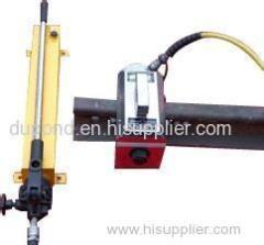 YQA38 split type rail punching machine