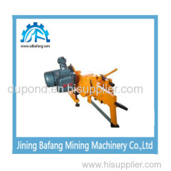 Electric rail sawing machine made in china