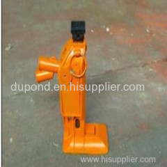 Mining rack type track jack made in china