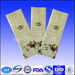 laminated coffee bean package bag