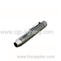 CGC-362 strong penetrability jade identify torch Rechargeable CREE LED