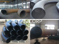 ASTM A234 WPB Carbon Steel Seamless Bend