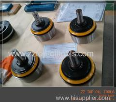Mud Pump piston assy with HNBR rubber for F1300/1600 HONGHUA RONGSHENG