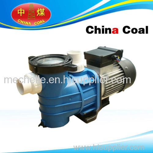 Solar swimming pool water pump system