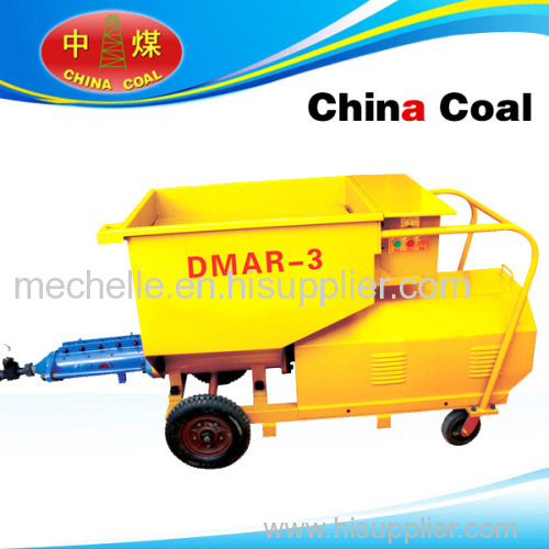 Electric Screw stem cement injection pump
