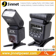 Camera flash light for both Canon and Nikon JN-410