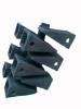 Shovel teeth, Made of 20CrNiMo, Sodium silicate precision casting Process
