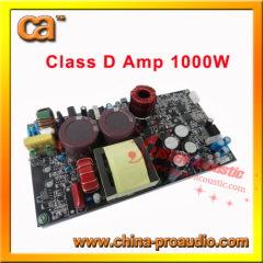 1000W Integrative Class-D Power Amplifier Module with Switch Power Supply CD-1000
