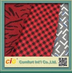 Print Auto Seat Fabric