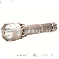 CGC-Y45 high quality and powful promotionb price Rechargeable CREE LED Flashlight