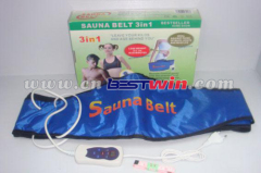 Heating Sunna Belt 3 IN 1 AS SEEN ON TV/ Sunna Belt/Massage Belt