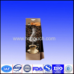 side gusset plastic coffee bags