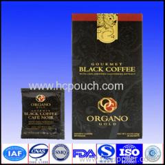 craft paper coffee bag